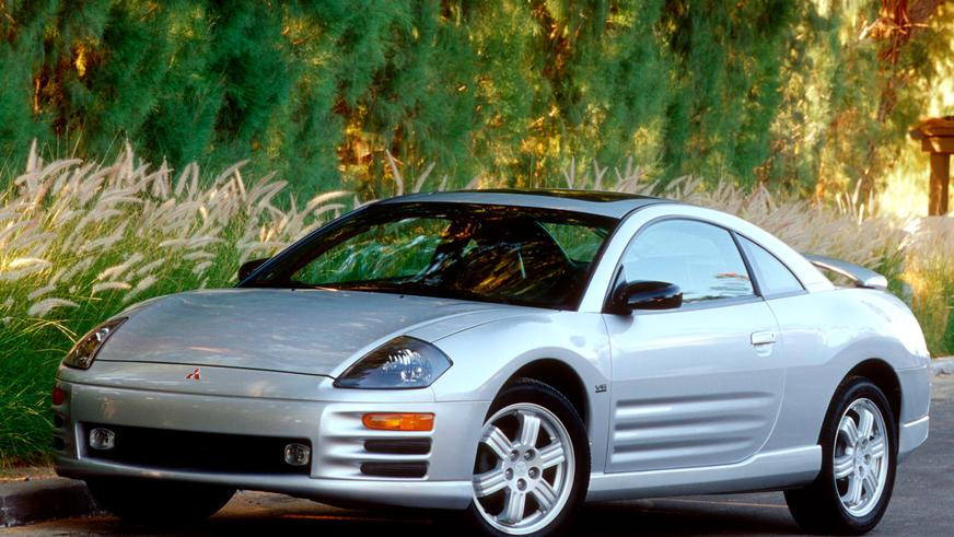Mitsubishi Eclipse (1999-2002)