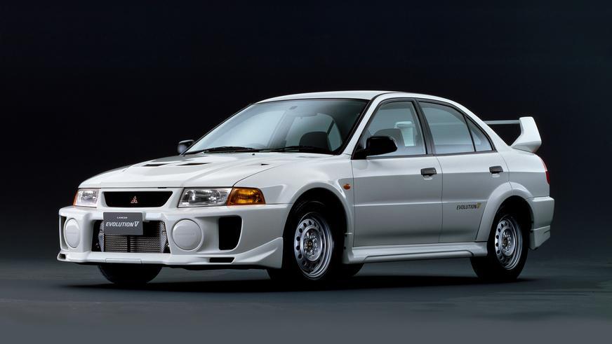 Mitsubishi Lancer Evolution V RS