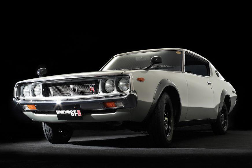 Nissan Skyline 2000 GT-R Kenmeri