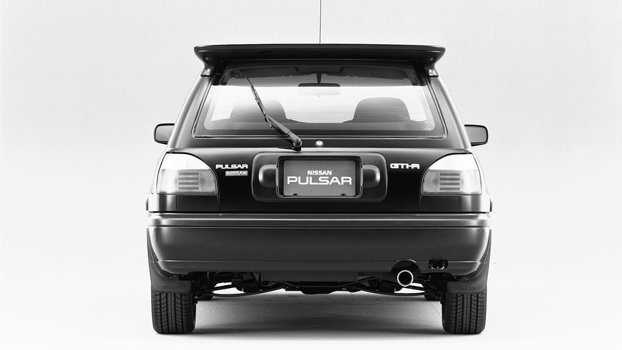 Nissan Pulsar GTI-R
