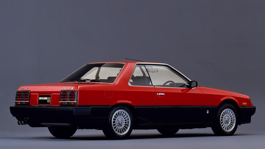 Nissan Skyline 2000 Turbo RS-X