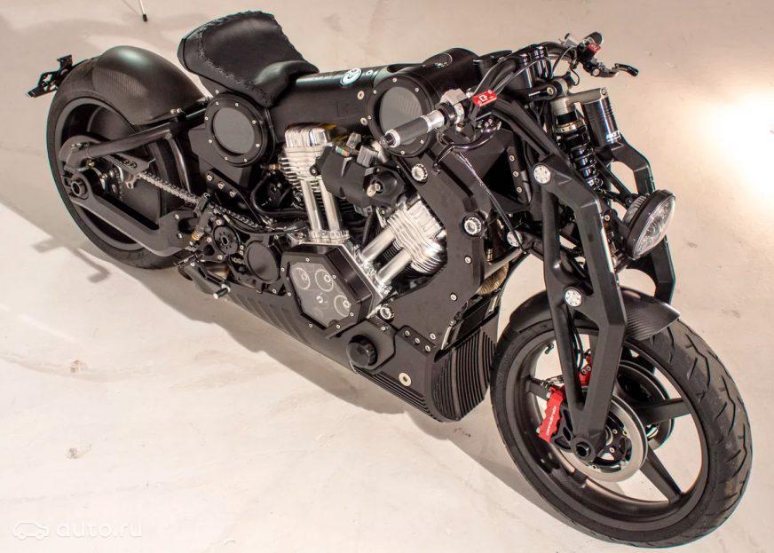 Мотоцикл за 0 тысяч выставили на продажу в Москве