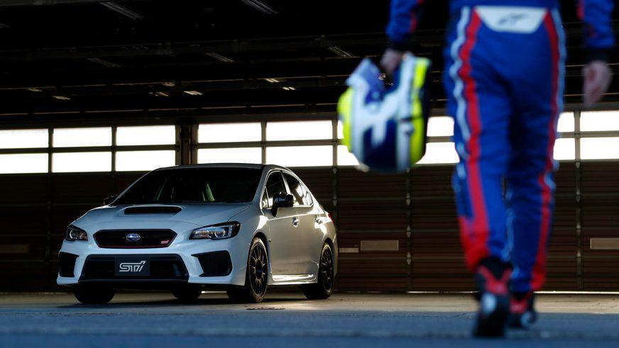 Subaru показала самый мощный WRX STI