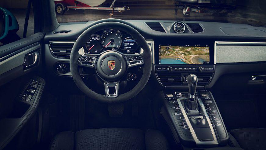 Жаңартылған Porsche Macan Қытайда таныстырылды