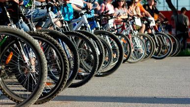 Аль-Фараби, Гагарина и Тимирязева перекроют для велопробега в Алматы
