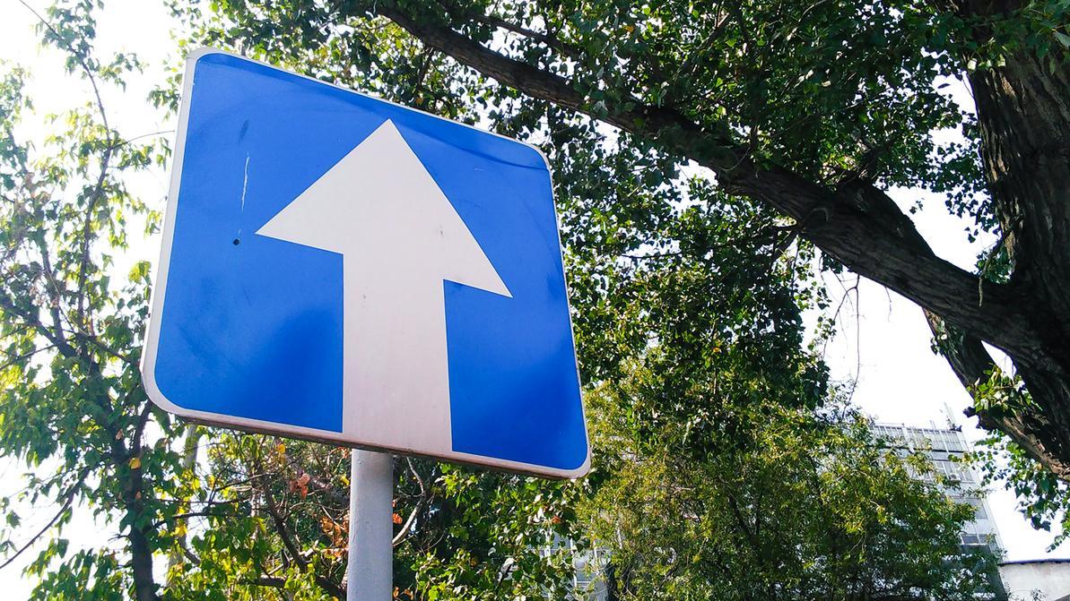 На Кожамкулова в Алматы поменяли направление движения
