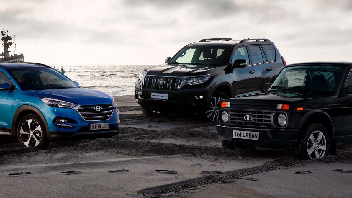 Рынок SUV в Казахстане: какие покупают чаще всего