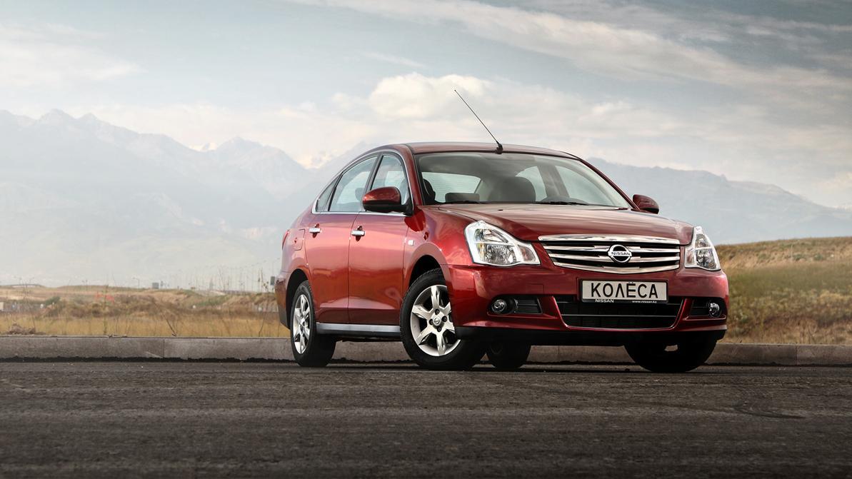 Российскую Nissan Almera снимут с производства осенью