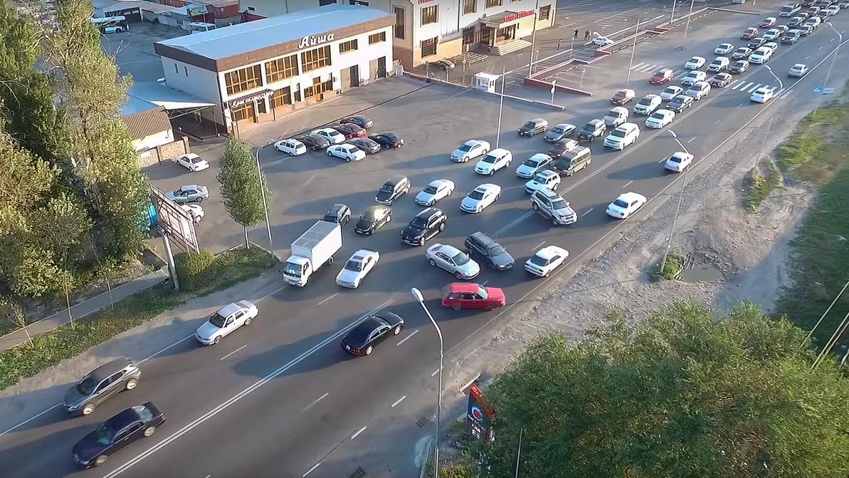 Трассу Алматы – Талгар расширят