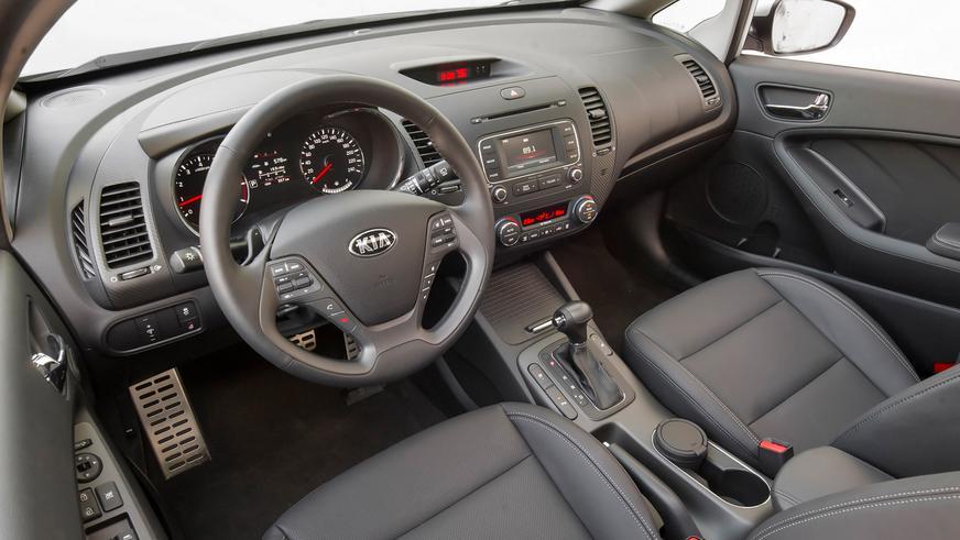 2012–2016. Kia Cerato третьего поколения (YD)