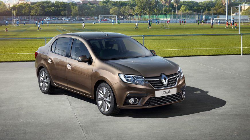 Известны цены на обновлённые Renault Logan и Sandero
