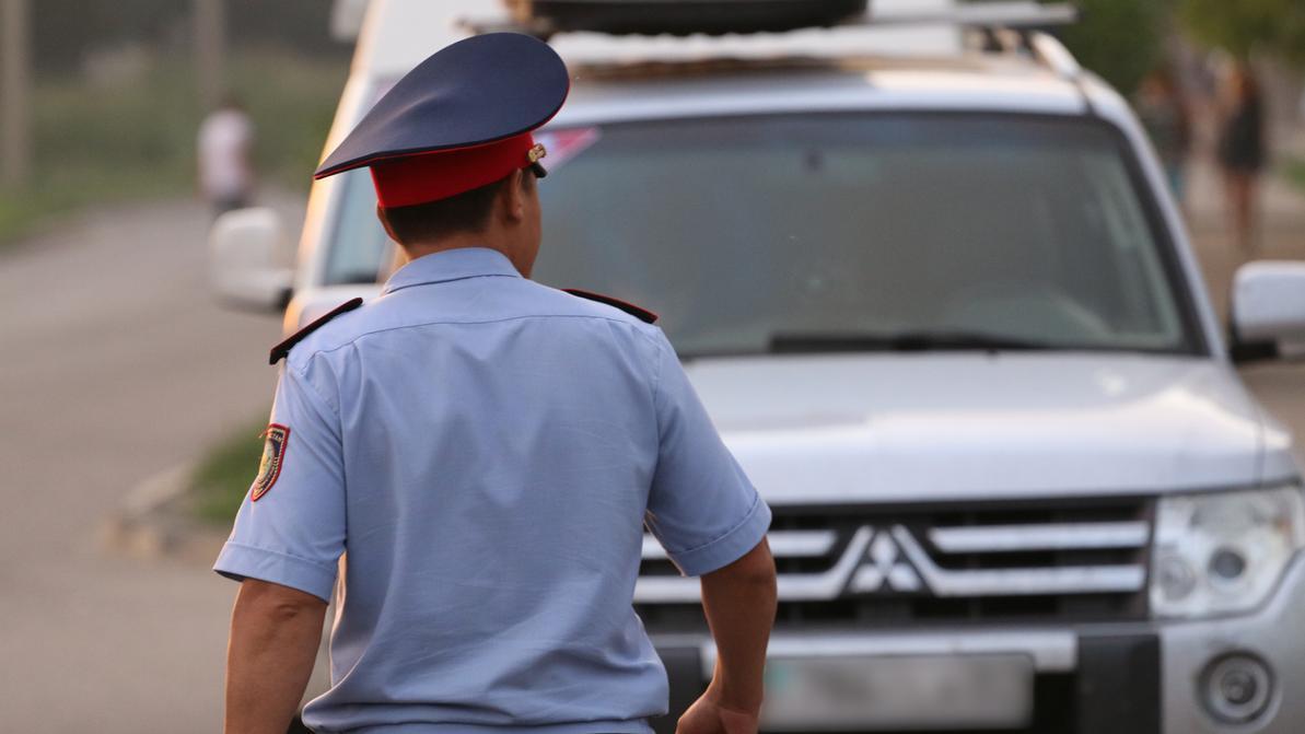 В Алматы начались полицейские рейды по односторонним улицам