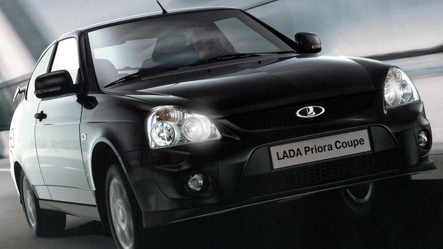 История LADA Priora: от прототипов до БПАN