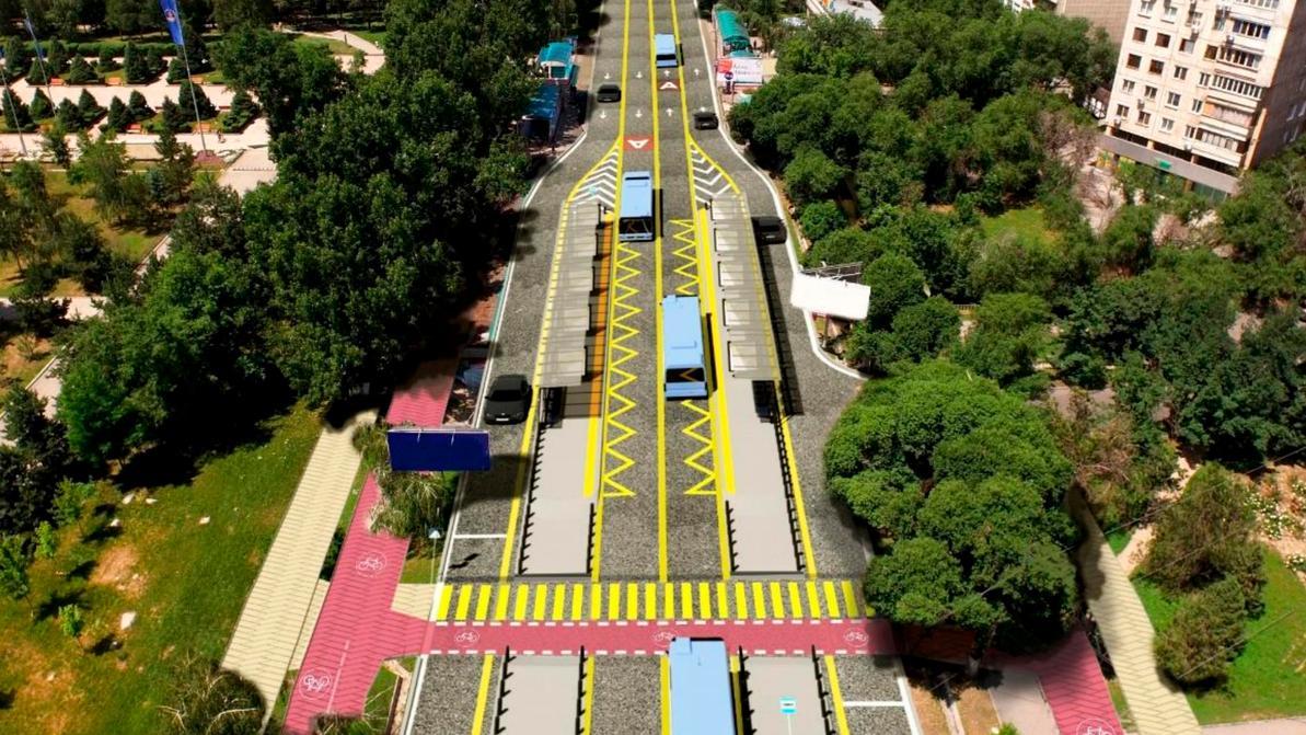 Алматинский акимат: BRT не создаст проблем автомобилистам