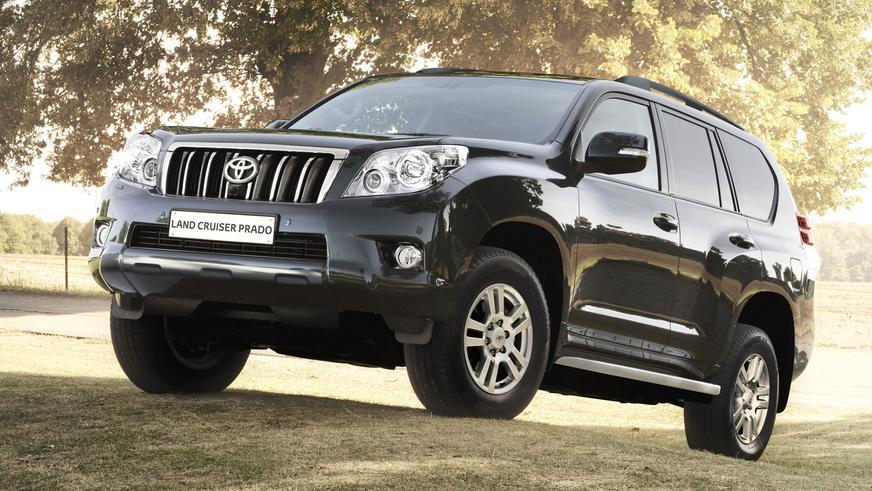 2009 год — Toyota Land Cruiser Prado (150)
