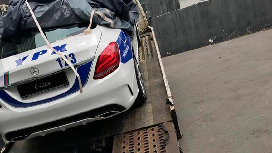 Дорожная полиция пересядет с BMW на Mercedes. В Баку