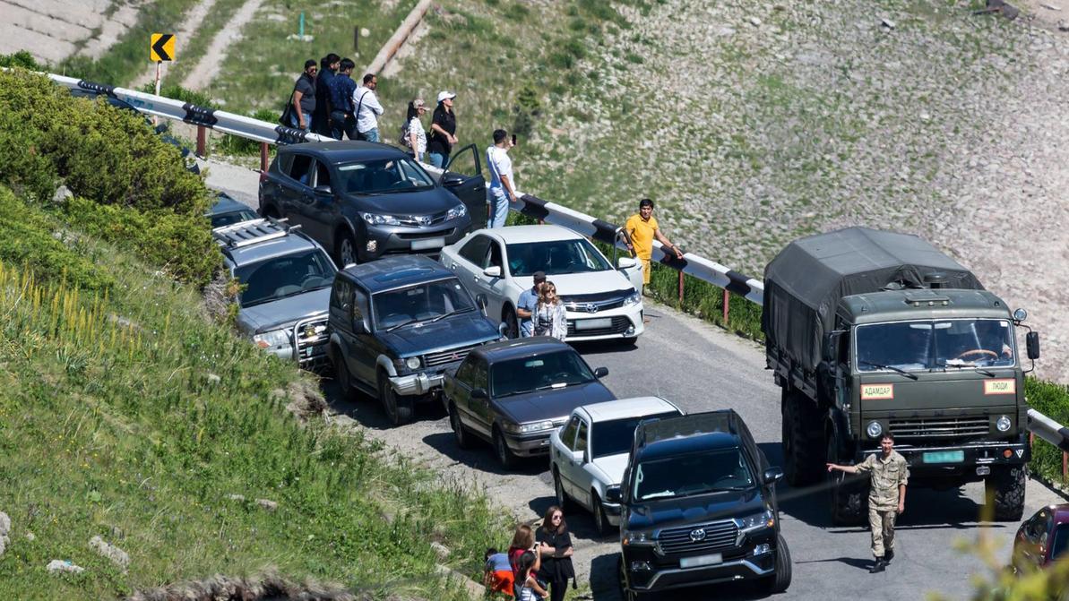 Въезд автомобилей на БАО могут запретить