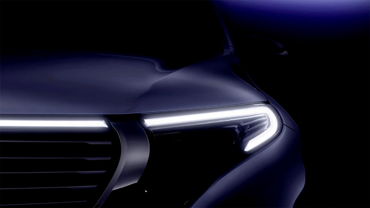Mercedes-Benz EQC уже через неделю