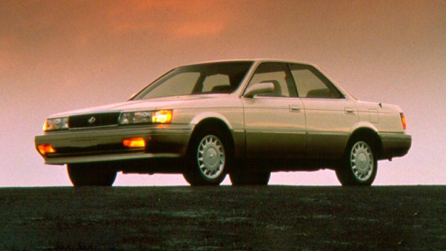 1989–1991 (V20) – первое поколение