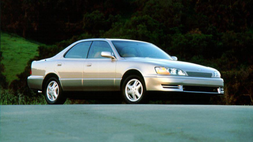 1991–1996 (XV10) – второе поколение