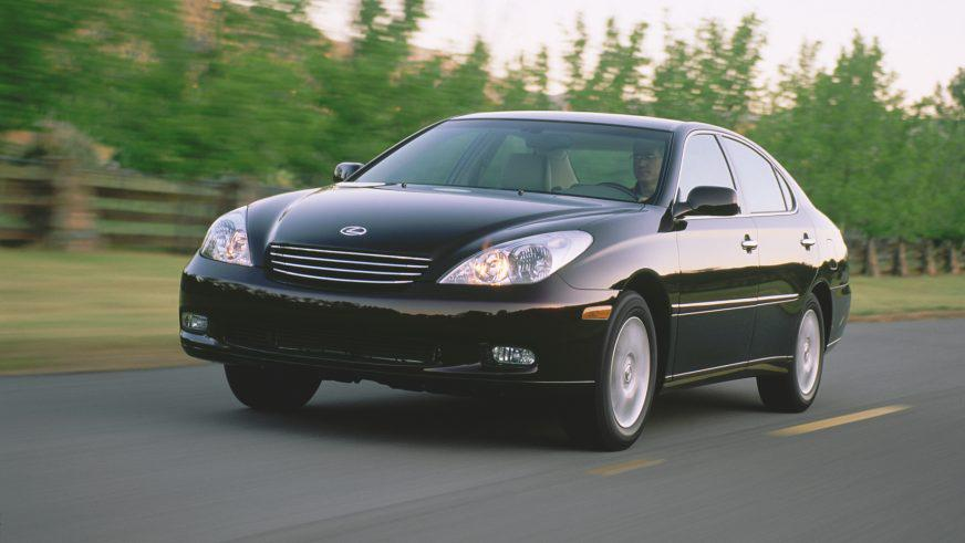 2001–2006 (XV30) – четвёртое поколение