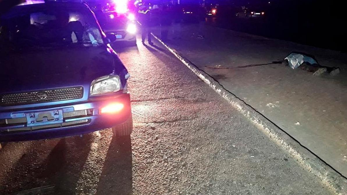 Пешеход погиб в двойном ДТП возле рынка «Алтын Орда»