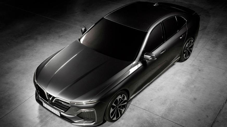 Старый BMW X5 превратился в новый вьетнамский VinFast