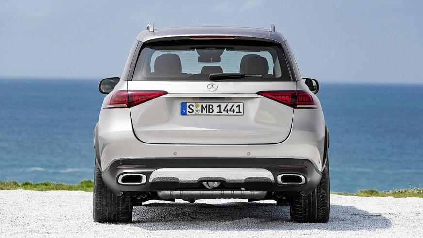 Mercedes-Benz GLE (W167)