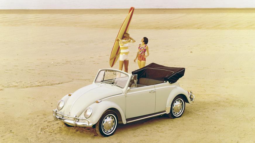 Volkswagen Beetle уходит на покой