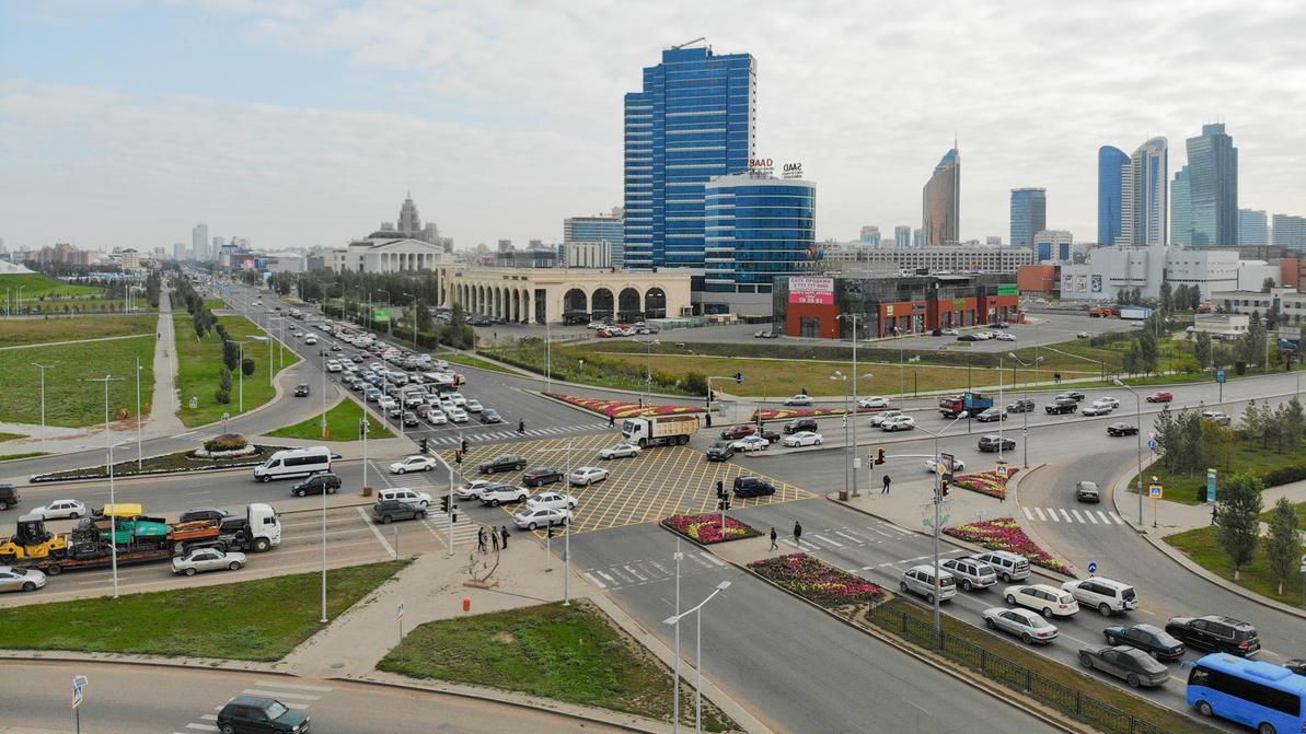 Как Астана станет бороться с пробками