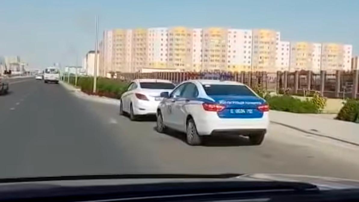 Водитель отчитал полицейских. Теперь его могут оштрафовать