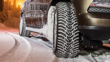 МВД: за езду на летних шинах зимой штрафуют законно