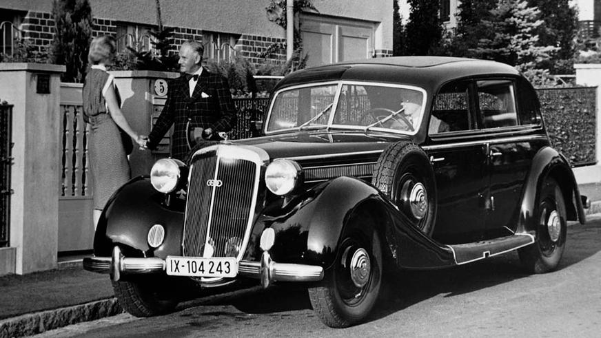 Horch 930 V Limousine
