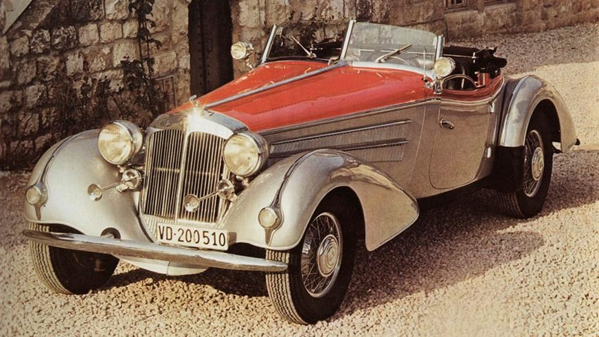 Horch 850 Roadster