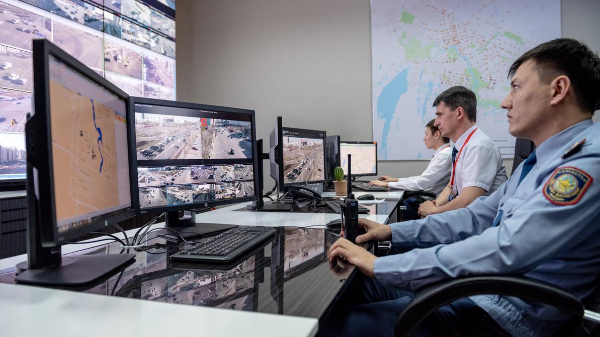 Где ещё в Казахстане установят камеры «Сергек»