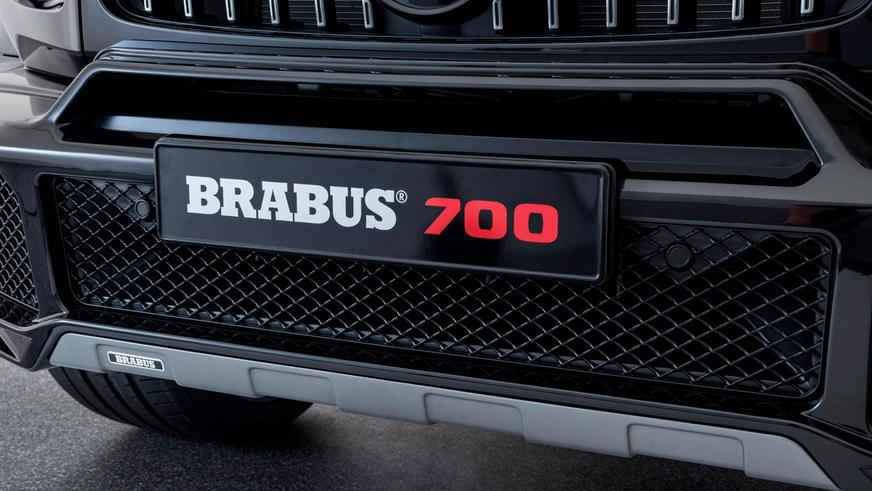 Brabus 700 Widestar