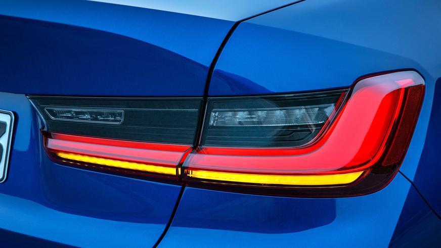 Новая BMW третьей серии (G20) представлена официально