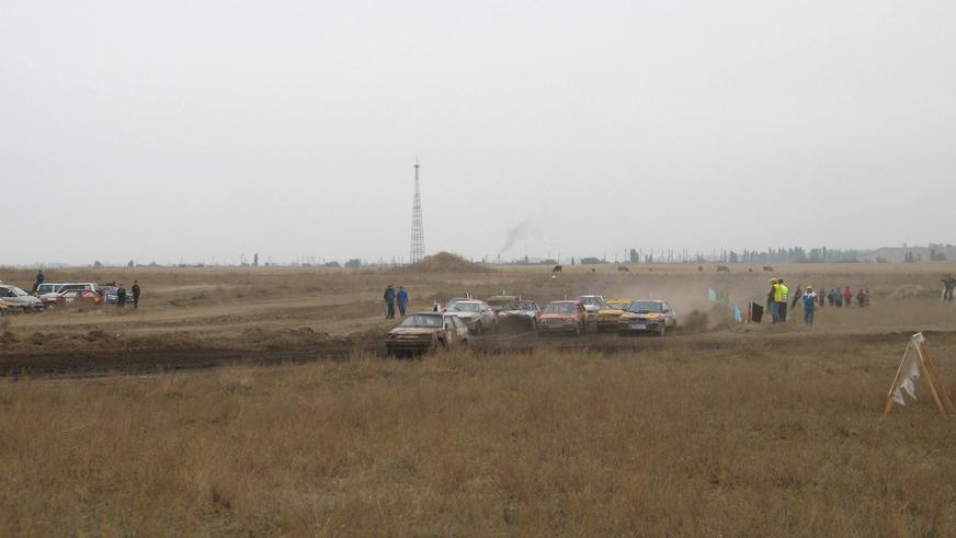 Александр Артемьев – казахстанский кольцевик