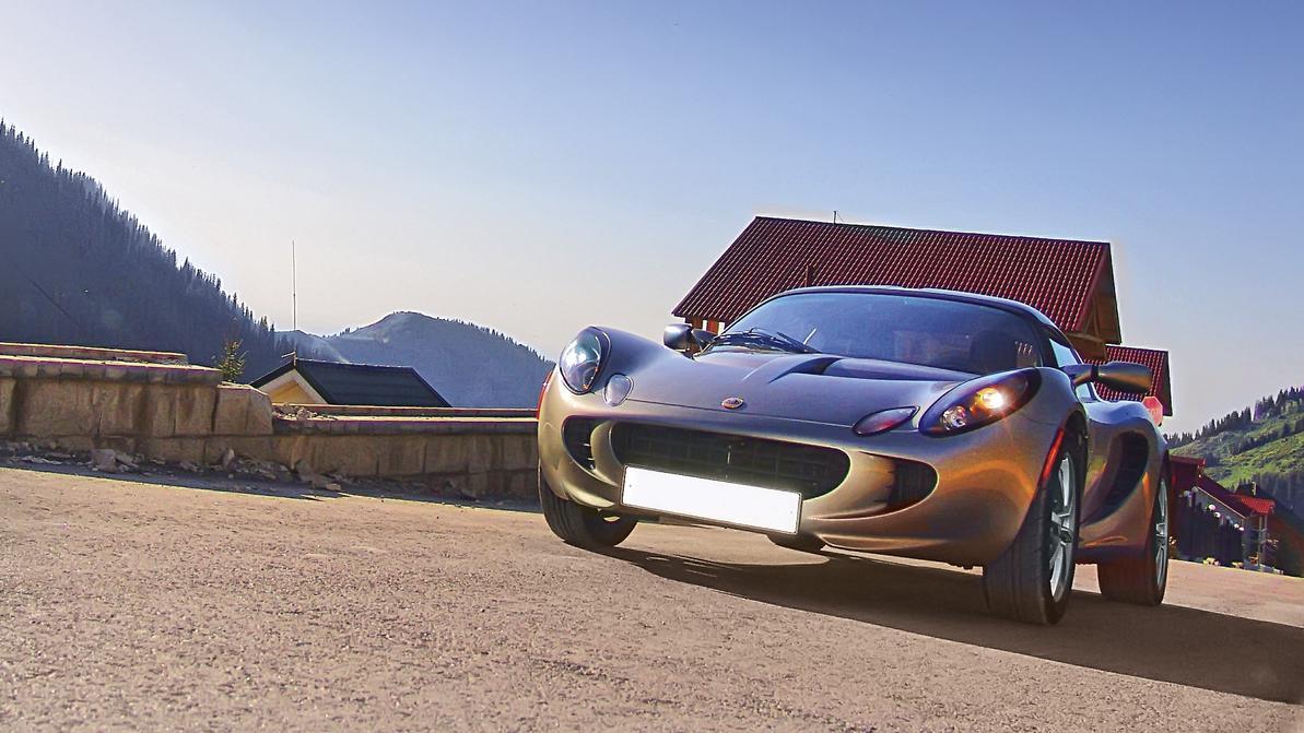 Lotus Elise - 1996