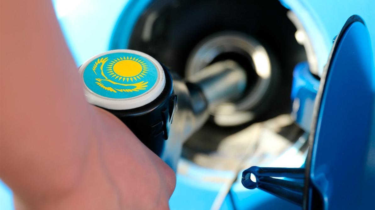 Казахстанским бензином будут заправляться в Кыргызстане