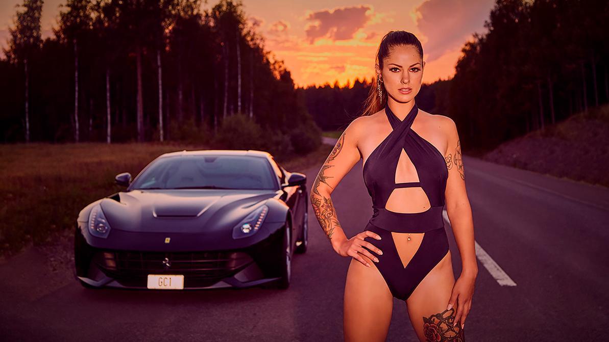 Miss Tuning 2019: Лаура Фитцек и «железо»