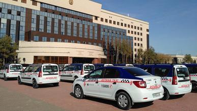 Акимат Астаны сэкономил 26.5 млн тенге на отказе от служебных авто