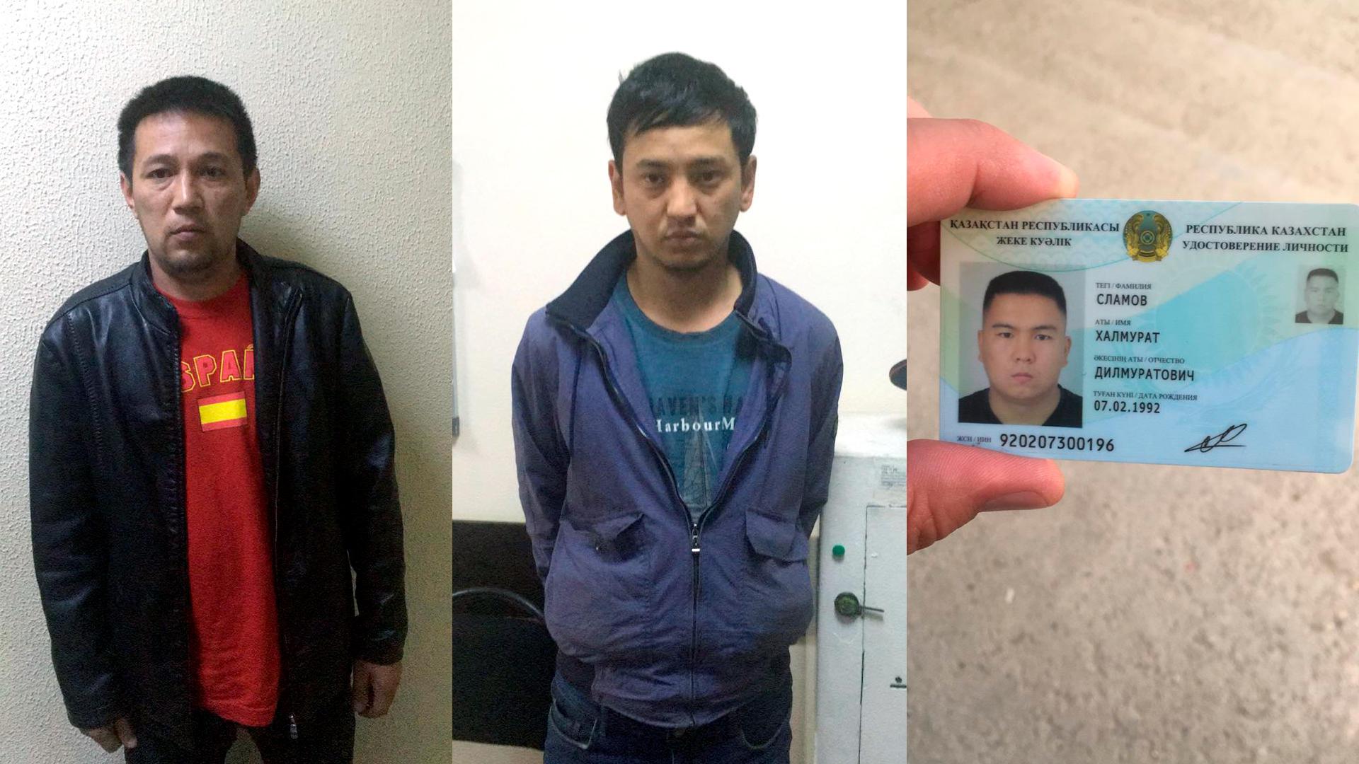 Группу воров-автозеркальщиков задержали в Алматы