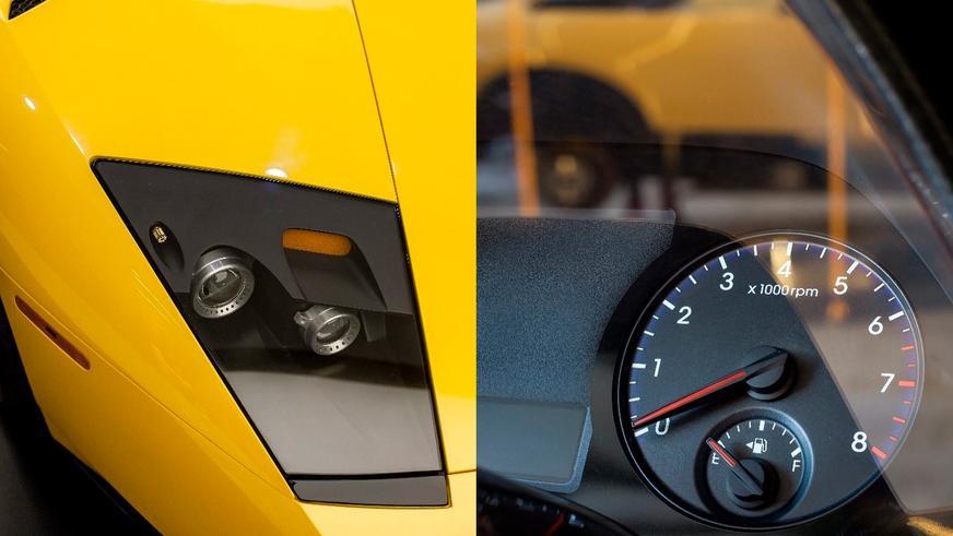 Lamborghini с мотором Hyundai