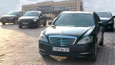 Кому достались автомобили акимата Астаны?