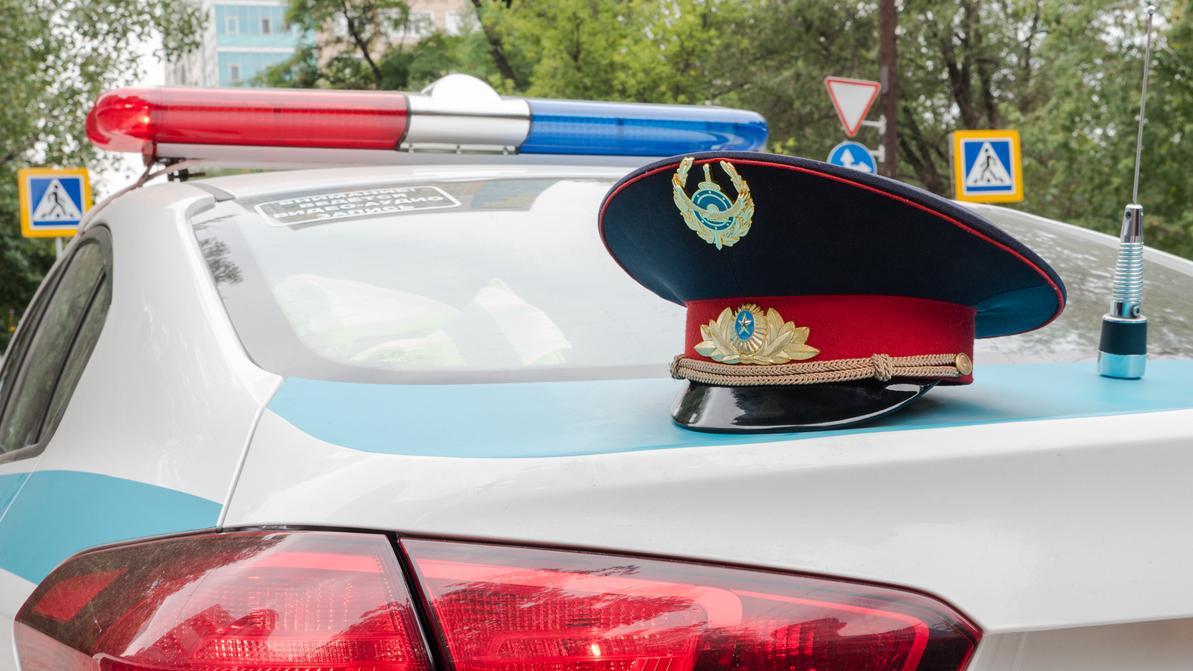 ДВД в Казахстане переименовали в департаменты полиции