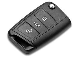 Škoda Octavia - 2013 - ключ