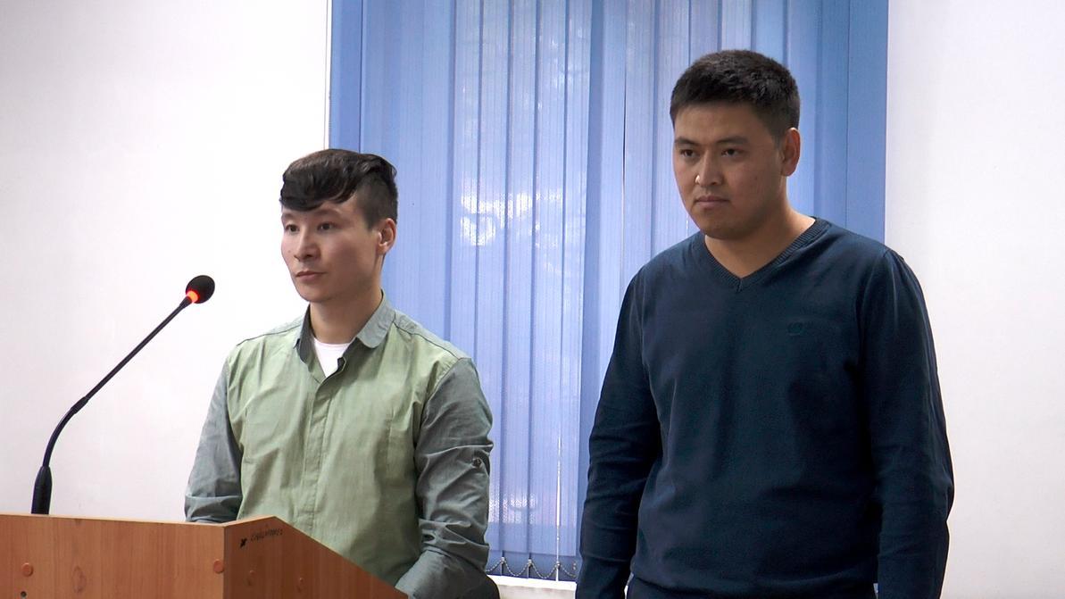 Драчунов с проспекта Райымбека в Алматы арестовали