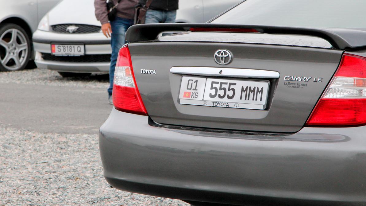 Как ездить на машинах из Кыргызстана?