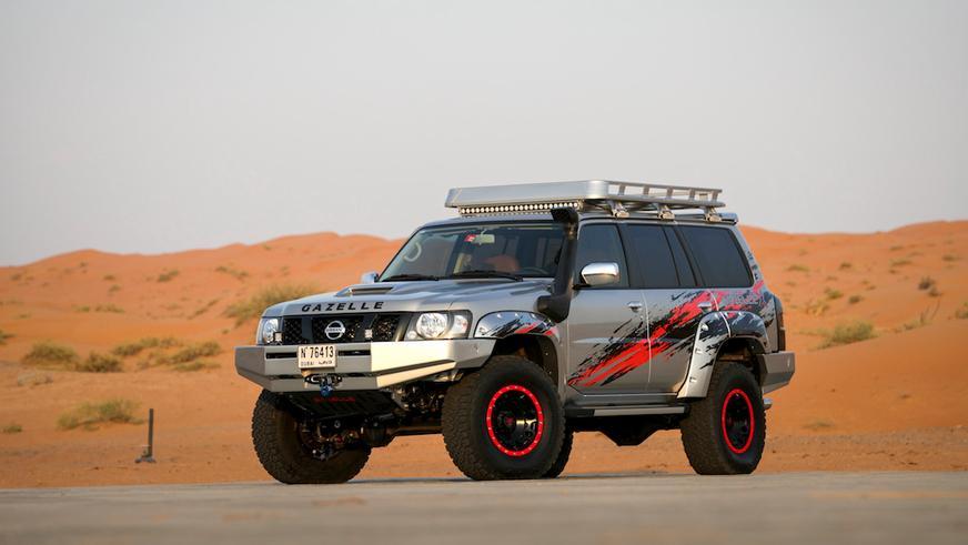 Новый Patrol Y61 за $82 тысячи